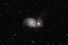 M51 Whiirlpool Galaxy