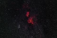 Heart and Soul Nebulae