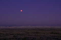 Valley of Fires Lunar Eclipse 2018-01-31