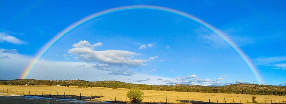 Full Arc Rainbow